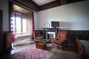 Bedroom castle chateau france, chateau for rent auvergne, self-catering rental for weddings, chateau to rent france